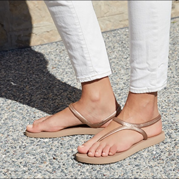 8001d4d8817fce Havaianas Shoes - Havaianas Flash Urban Slingback Rose Gold